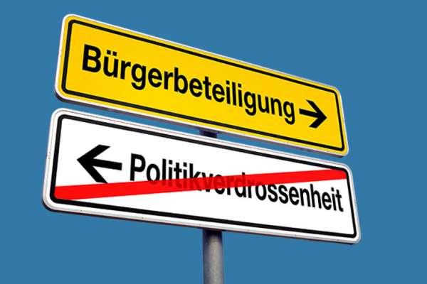 Leitlinien Bürgerbeteiligung